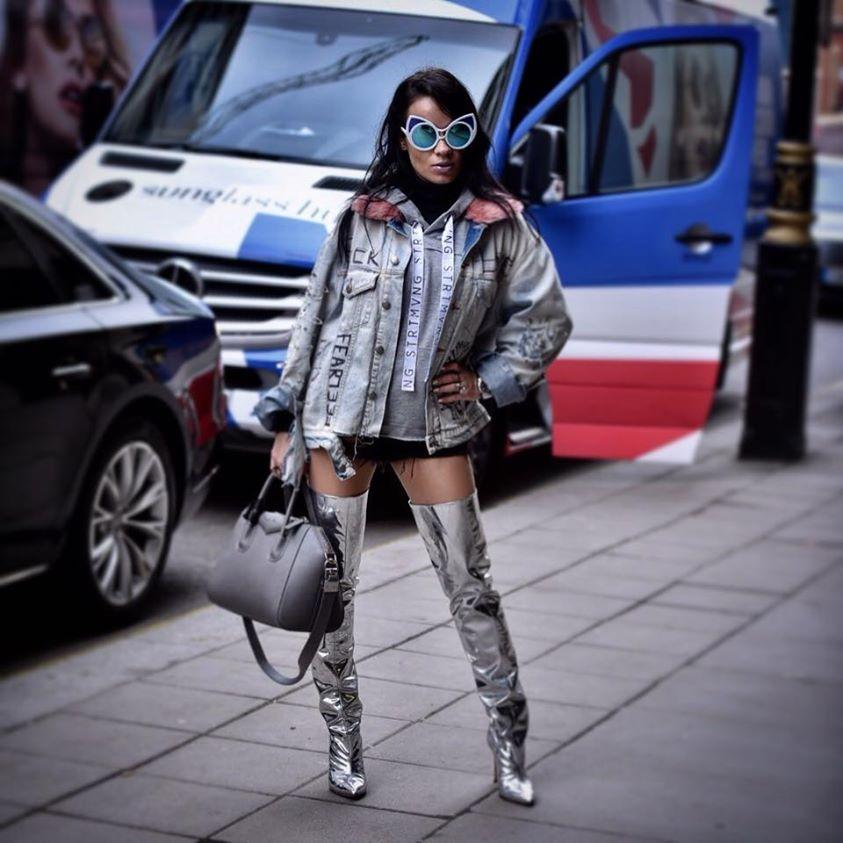 Day 2 @ #LondonFashionWeek #hildaStyle #viataDeStilist