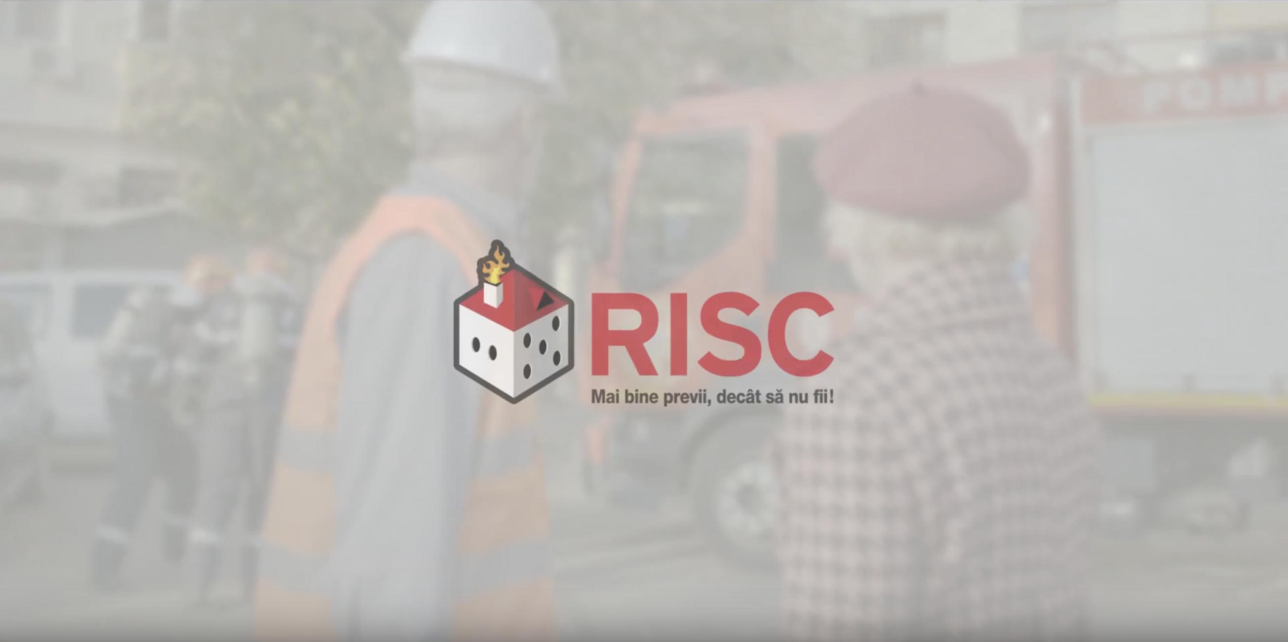 RISC - Mai bine previi, decât să nu fii!