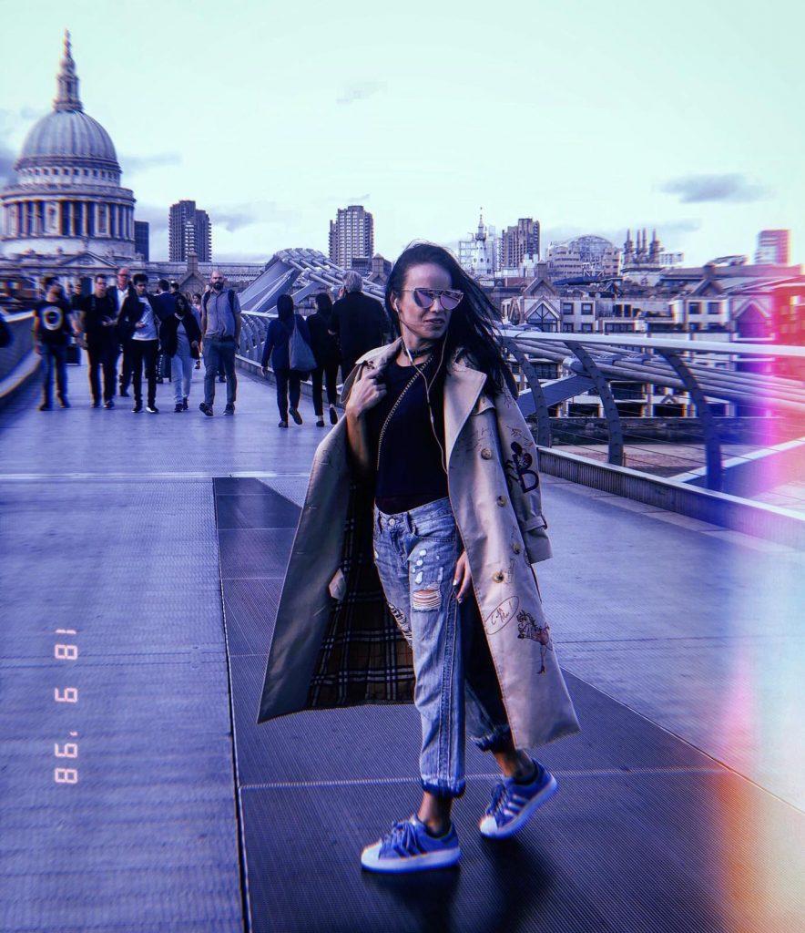#LondonFan