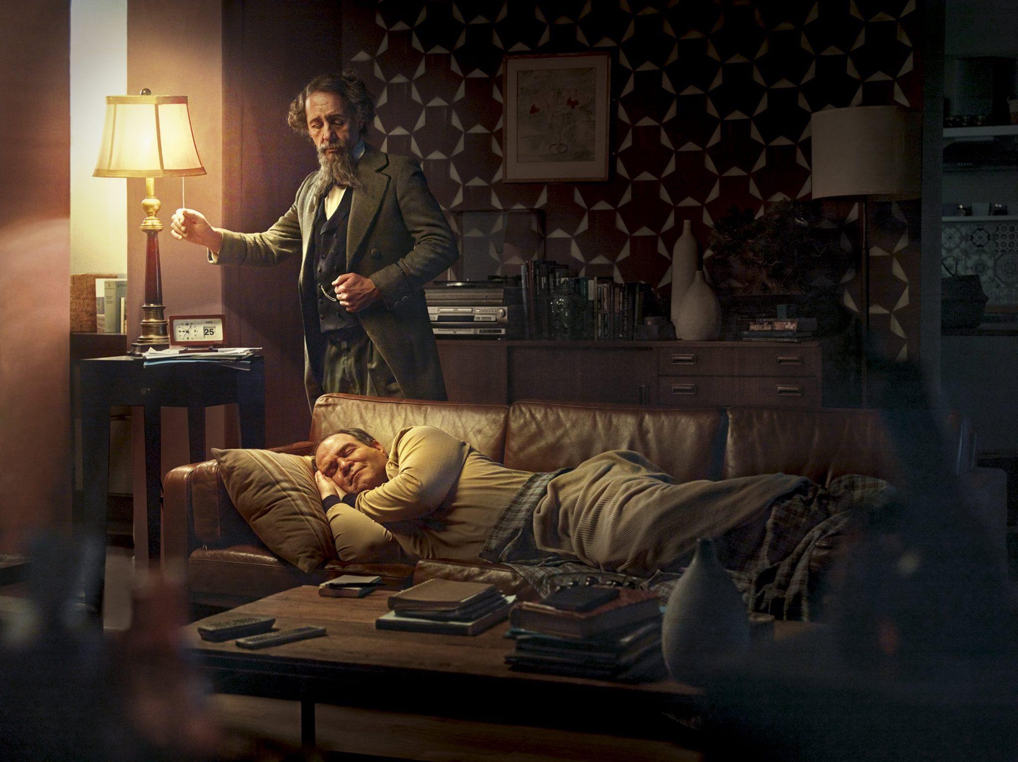 novels help sleep you better campaign – Dubai _1