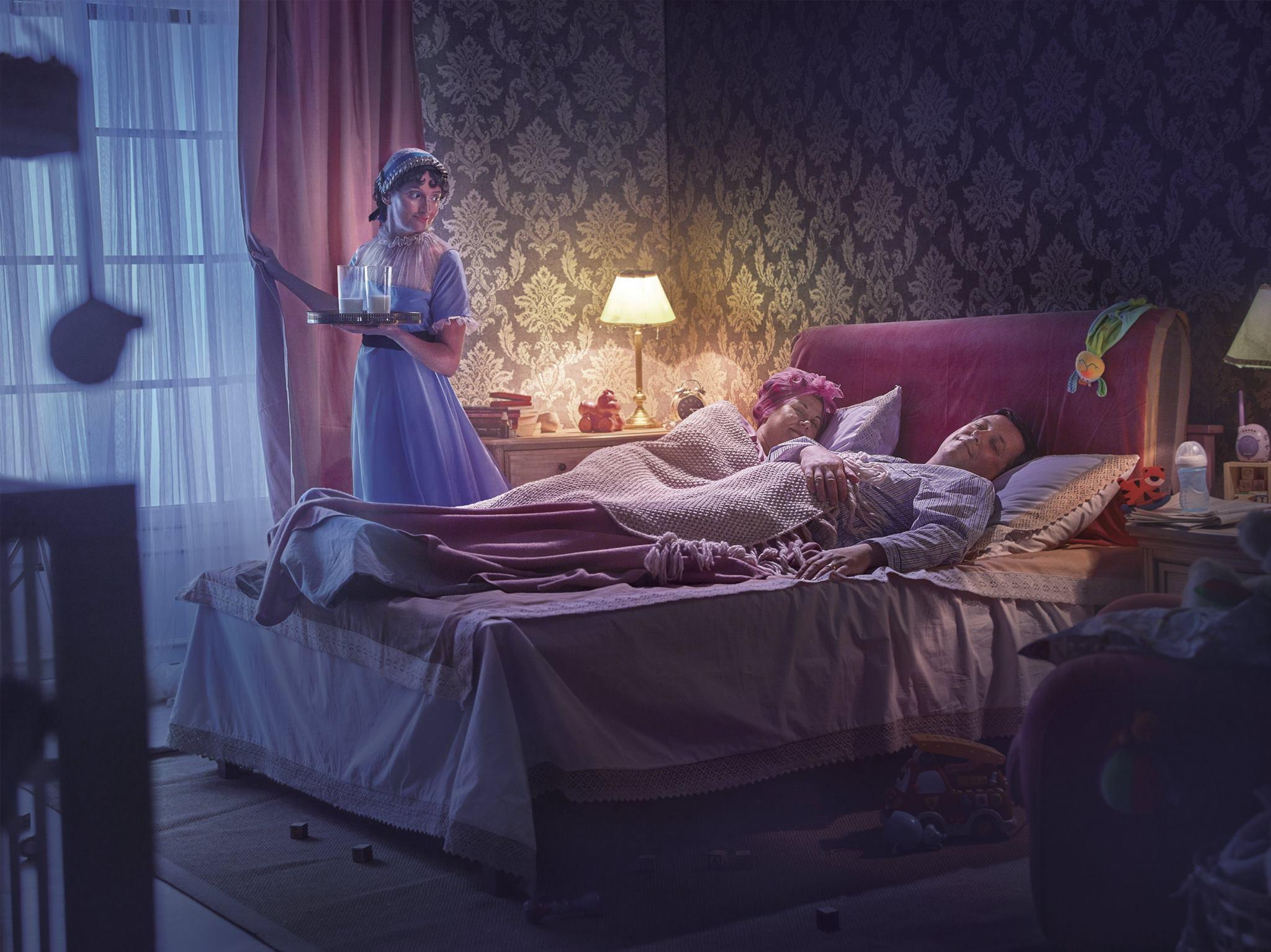 novels help sleep you better campaign – Dubai _2