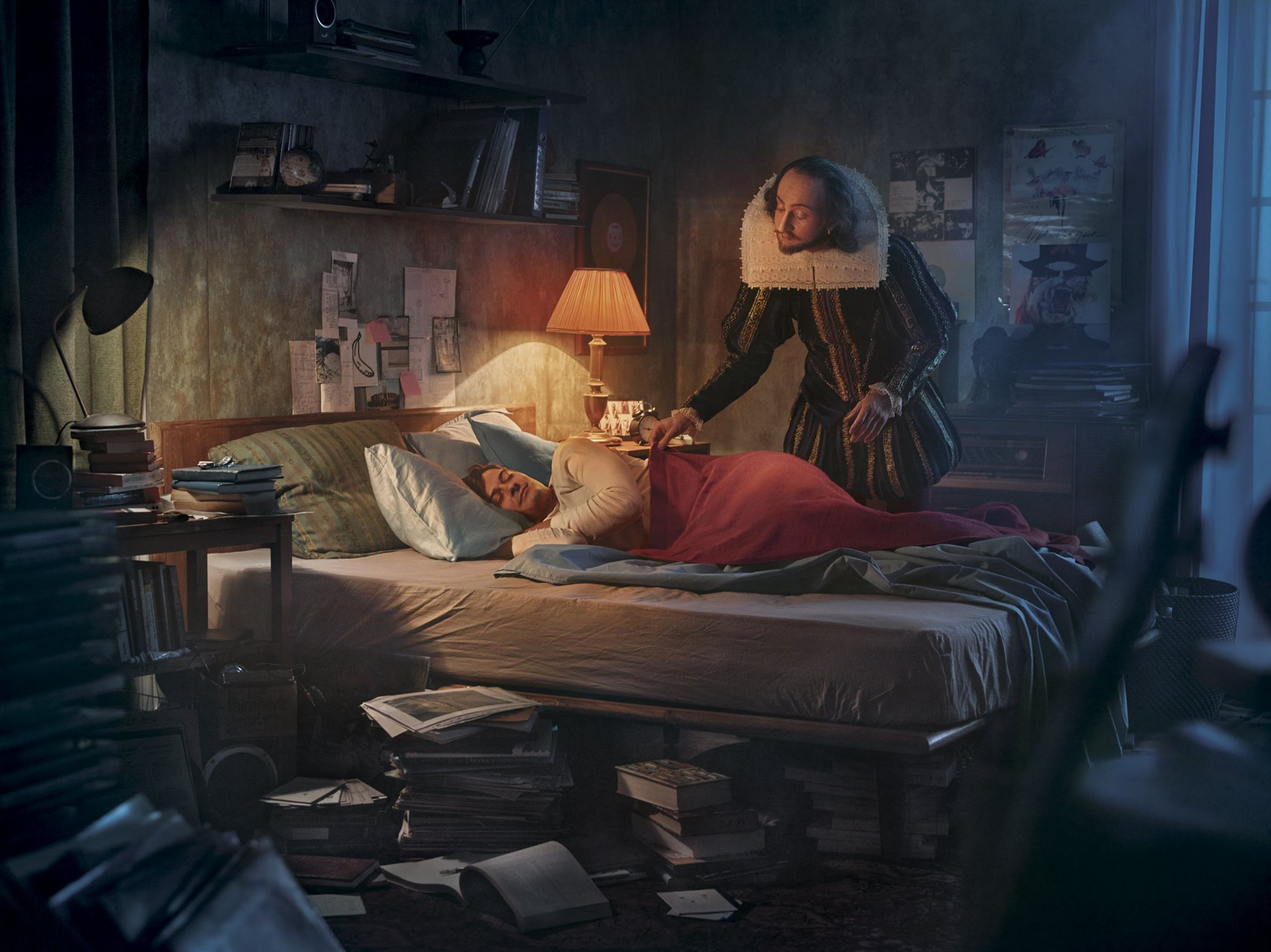 novels help sleep you better campaign – Dubai _3